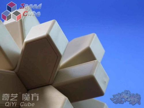QiYi Kong Ming Blossom Lock 8015