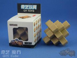 QiYi Kong Ming Small Nine Links 8016