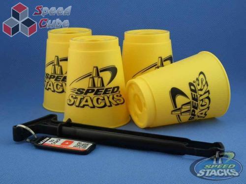 Kubki Speed Stacks Żółte (Yellow)