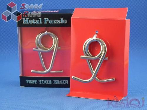 KaisiQi Metalowe Puzzle Nr 1