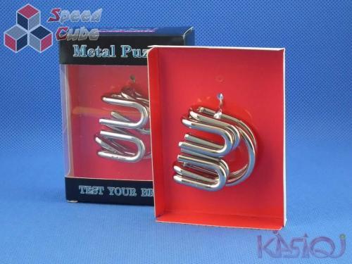 KaisiQi Metalowe Puzzle Nr 2