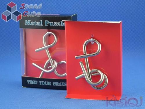 KaisiQi Metalowe Puzzle Nr 3