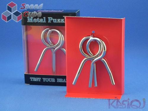 KaisiQi Metalowe Puzzle Nr 8
