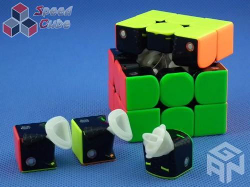 GAN356 X V2.0 3x3x3 M Kolorowa