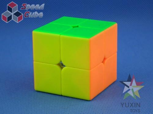 YuXin Black Kylin 2x2x2 Kolorowa