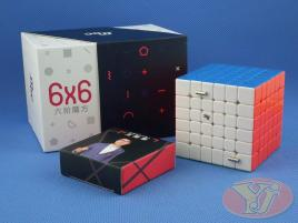 YongJun MGC 6x6x6 Magnetic Stickerless