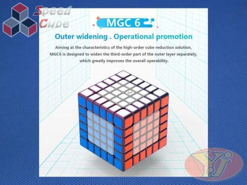 YongJun MGC 6x6x6 Magnetic Stickerless