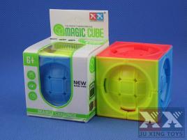 Ju Xing DeFormed 3x3x3 Stickerless