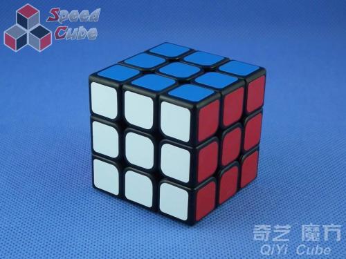 QiYi 3x3x3 MoFangGe QiHang Czarna