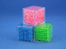 Balance Game - Labirynt 3D - Zestaw 3w1