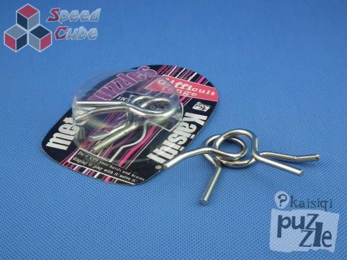 KaisiQi Metalowe Puzzle Nr 8 Blister