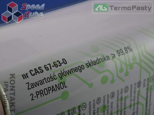 Alkohol Izopropanol AG 99,8% do dezynfekcji - Czysty