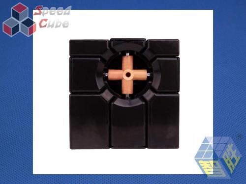 YuXin Black Kirin Mirror Cube Red