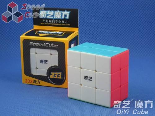 QiYi 233 Cube Stickerless