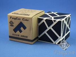 FangCun Ghost Cube White Body Black Carbon