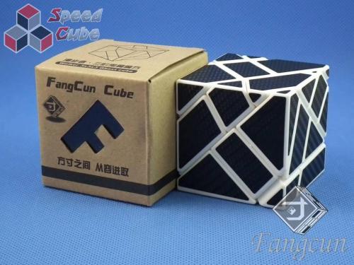 FangCun Ghost Cube White Body Black Carbon