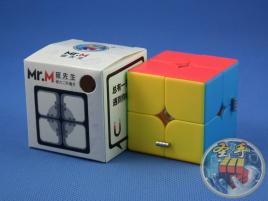 ShengShou 2x2x2 Mr. M Magnetic Kolorowa