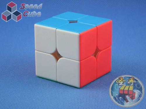 ShengShou 2x2x2 Mr.M Magnetic Kolorowa