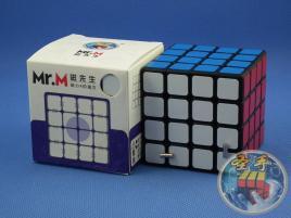 ShengShou 4x4x4 Mr. M Magnetic Czarna