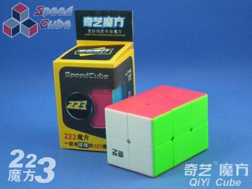 QiYi MoFangGe 2x2x3 Cube Stickerless