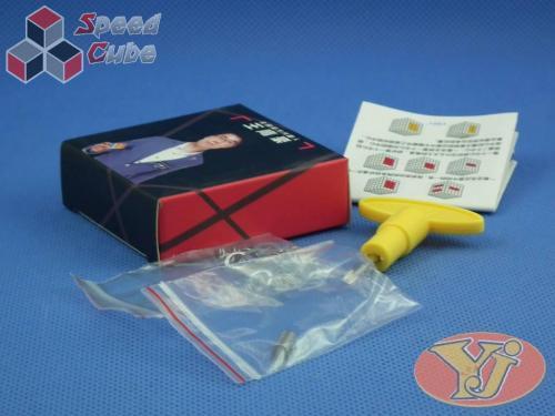 YongJun MGC 5x5x5 Magnetic Black