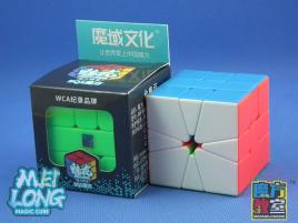MoYu MoFang JiaoShi SQ-1 MeiLong Kolorowa