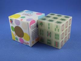 Diansheng 3x3x3 Mahjong Luminous