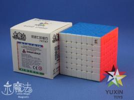 YuXin Little Magic 7x7x7 Kolorowa