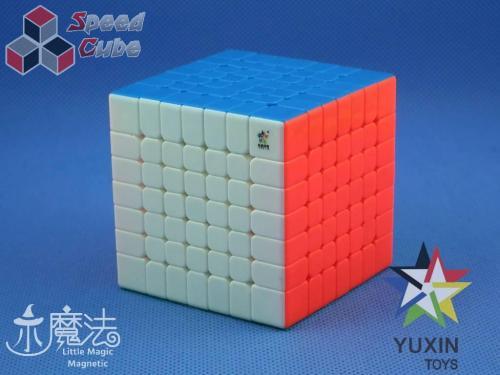 YuXin Little Magic 7x7x7 Kolorowa