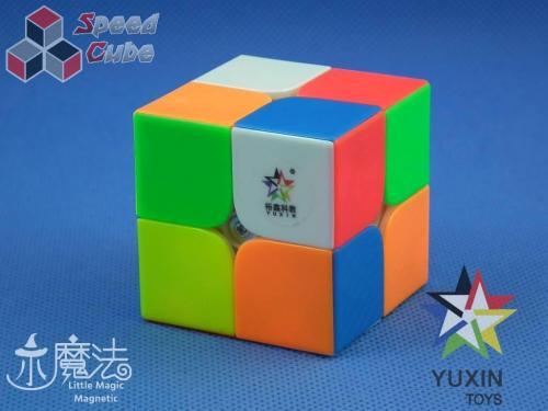 ZhiSheng YuXin Little Magic 2x2x2 Magnetic Kolorowa