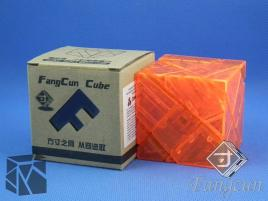 FangCun Ghost Cube Transparent Orange Body