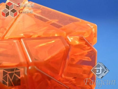 FangCun Ghost Cube Transparent Orange Body