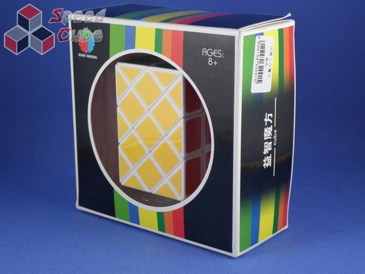 DianSheng Case Cube Biała
