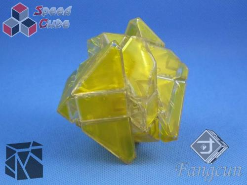 FangCun Ghost Cube Transparent Yellow Body