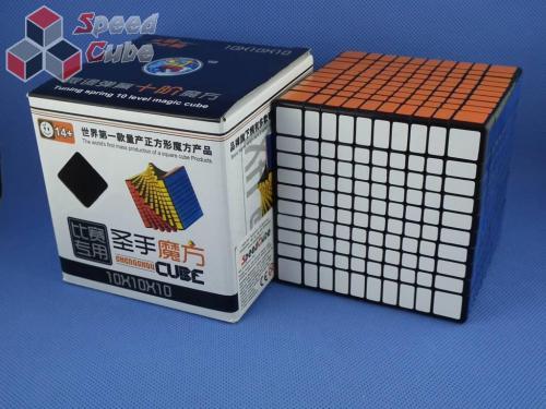 ShengShou 10x10x10 Czarna