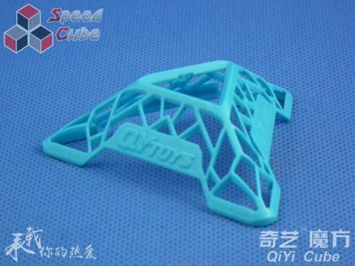 QiYi Podstawka DNA Cube Stand Blue
