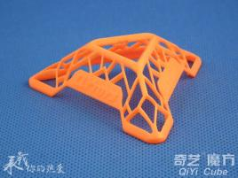 QiYi Podstawka DNA Cube Stand Orange