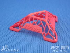 QiYi Podstawka DNA Cube Stand Red