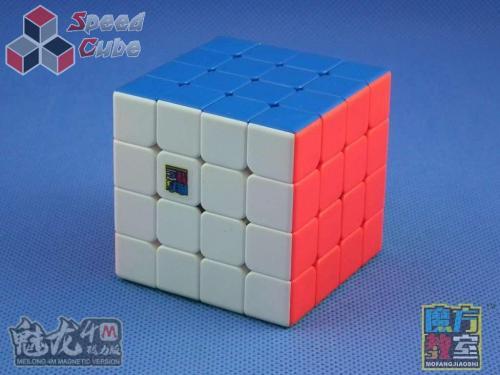 MoFang JiaoShi MeiLong 4M Magnetic Kolorowa