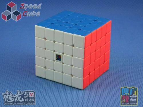 MoFang JiaoShi MeiLong 5M Magnetic Kolorowa