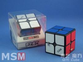 QiYi MS 2x2x2 Magnetic Czarna