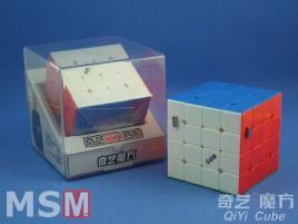 QiYi MS 4x4x4 Magnetic Kolorowa