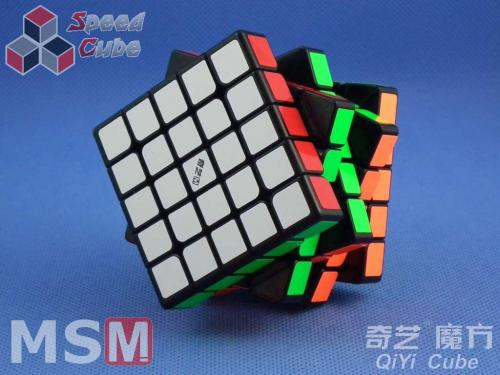 QiYi MS 5x5x5 Magnetic Czarna
