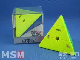 QiYi MS Pyraminx Magnetic Kolorowa