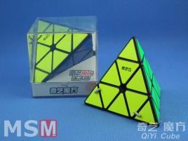 QiYi MS Pyraminx Magnetic Czarna