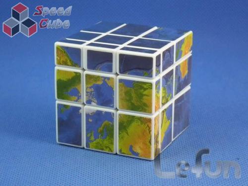 LeFun Mirror 3x3x3 White GloBus