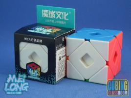 MoFang JiaoShi MeiLong Double Skewb