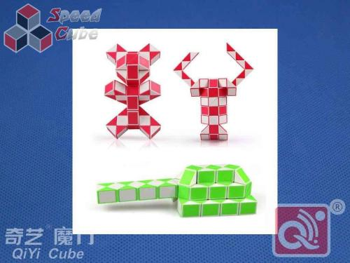 QiYi Magic Snake 72 Green