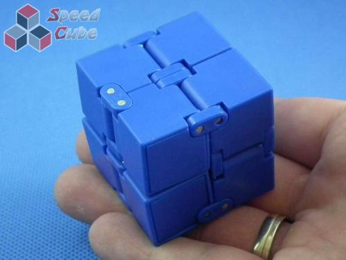 Infinity Cube Blue