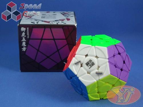 YongJun YuHu v2 Megaminx Magnetyczna Kolorowa